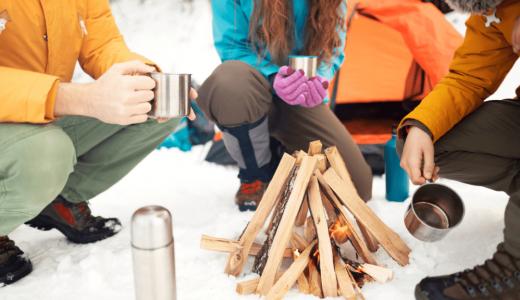 【防寒対策】これからの季節に必要なキャンプアイテム