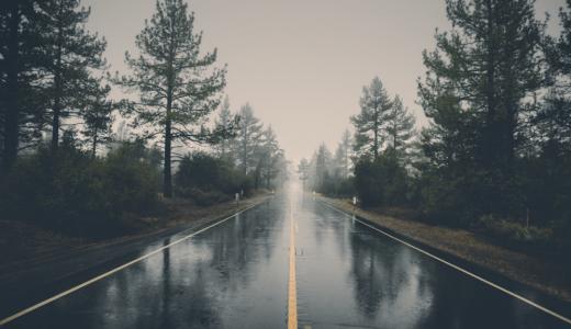 キャンプの雨対策に便利!快適に過ごすための3つの基本アイテム