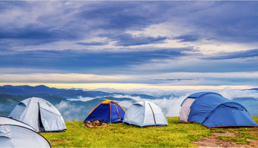 キャンプ用語のサイトやシュラフとは?知っておくとキャンプで役立つ基本用語