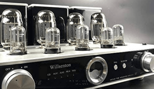 昔ながらの真空管、オーディオ機器・真空管アンプを紹介