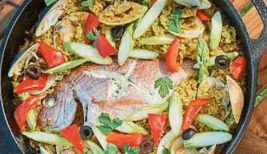簡単に作れるキャンプでの海鮮料理!