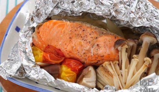 キャンプ場での簡単ホイル焼きレシピを紹介!