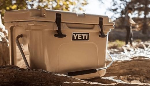 キャンプギア・YETIのクーラーボックスは最強!?YETIのクーラーボックスを紹介