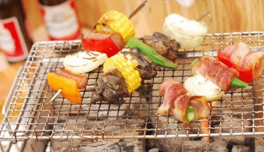 お肉の串さしレシピを紹介!食べやすい一口サイズ