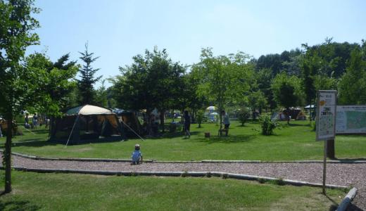 札幌近郊のドッグランがあるキャンプ場!鹿公園キャンプ場の施設をご紹介
