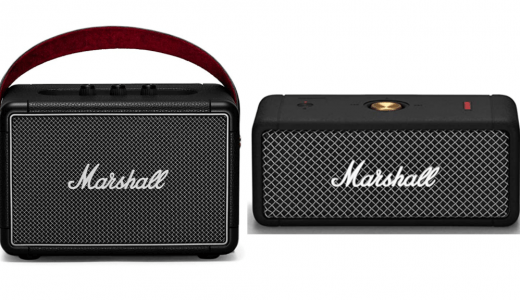 良い音・オシャレなスピーカー「Marshall マーシャル」に注目!